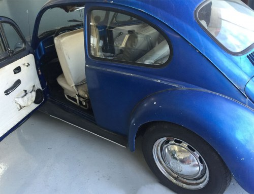 1967 Sunroof Beetle